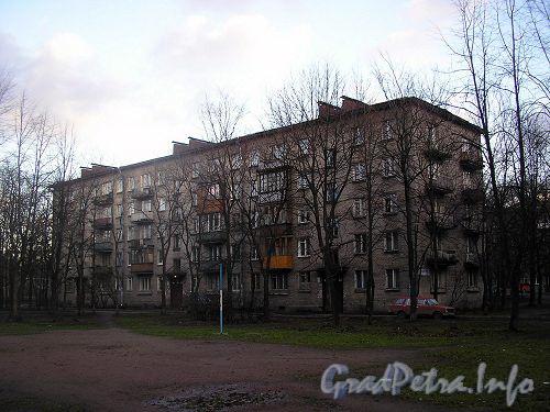 Ленинский пр., д. 178, кор. 3. Общий вид дома