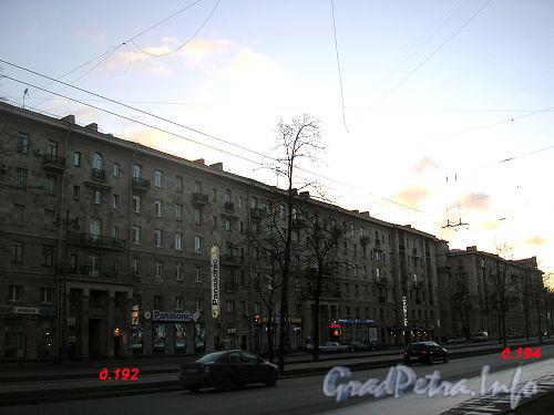 Московский пр., д. 194. Фото 2005 г.