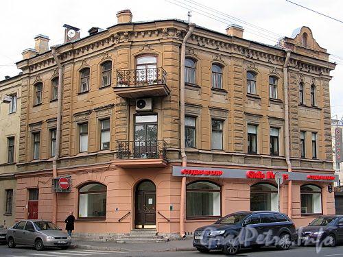 Кронверкский пр., д. 51. Общий вид. Фото октябрь 2010 г.