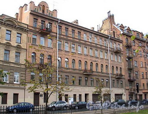 Кронверкский пр., д. 69. Общий вид. Фото октябрь 2010 г.