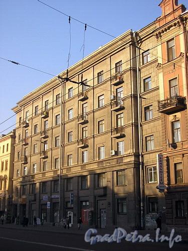 Лиговский пр. д.23 общий вид здания.
