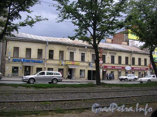 Лиговский пр. д.48, общий виз здания. Фото 2006 г.