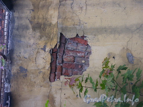 Лиговский пр. 94, дворовой флигель. Фото 2004 г.