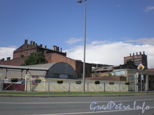 Лиговский пр., д. 273. Фасад здания по Лиговскому проспекту. Фото 2008 г.
