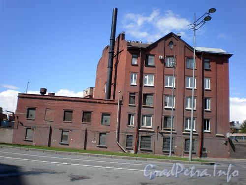 Лиговский пр., д. 289. Фасад здания по Лиговскому проспекту. Фото 2008 г.