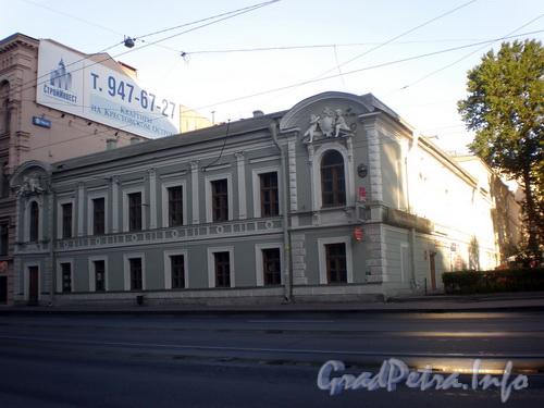 Литейный пр., д. 19, общий вид здания. Фото 2008 г.