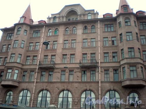 Пр. Лиговский д. 53, общий вид здания. Фото 2008 г.