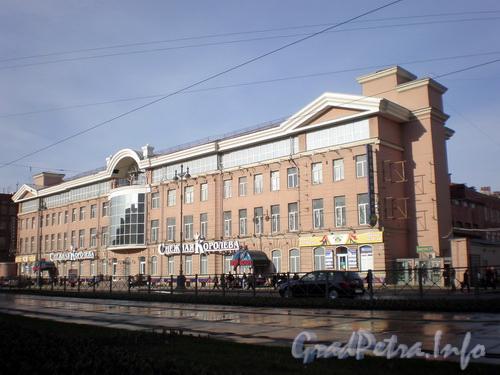 Московский пр., д. 109, общий вид здания. Фото 2008 г.