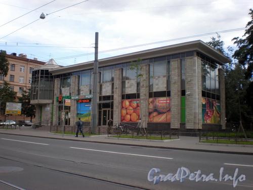 Пр. Энгельса, д. 11 к. А, общий вид здания. Фото 2008 г.