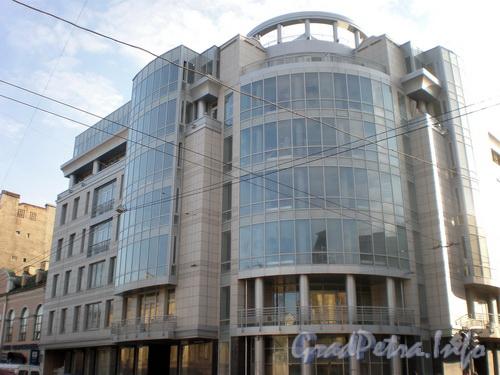 Малый пр., В.О., д. 22, лит. А. Вид на здание с 9-ой линии В.О. Фото 2008 г.