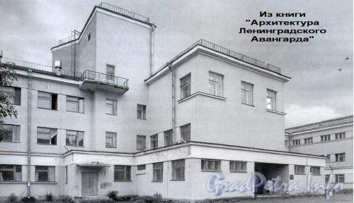 пр. Елизарова, д. 32. Профилакторий Невского р-на «Текстильщица».