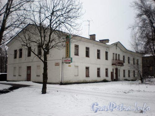 Волковский пр., д. 24 корп. А. Общий вид здания. Январь 2009 г.