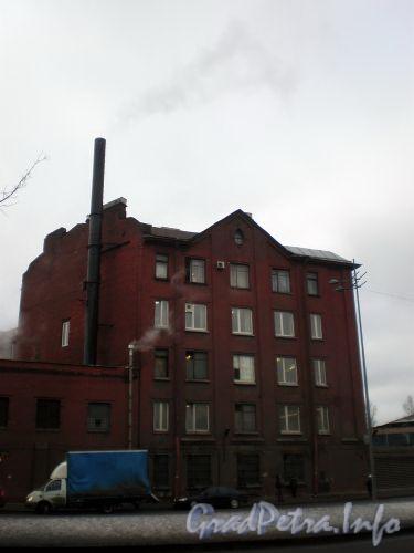 Лиговский пр., д. 289. Общий вид здания. Февраль 2009 г.