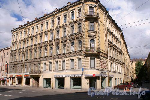 Загородный пр., д. 23. Общий вид здания.