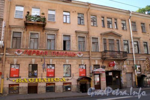 Загородный пр., д. 36. Общий вид здания.