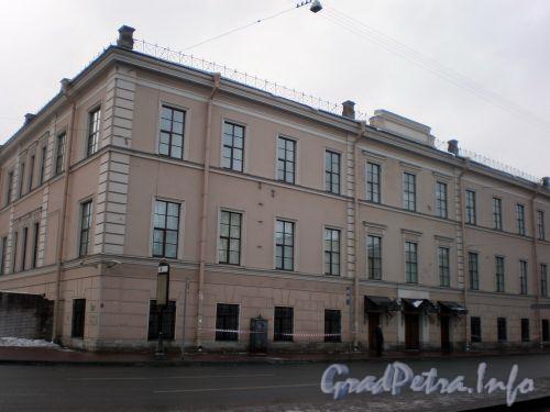 Измайловский пр., д. 17. Общий вид здания. Февраль 2009 г.