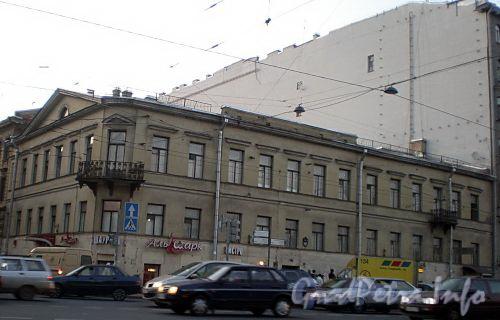 Лиговский пр., д. 67. Дом Н.Кузнецовой (А.А.Каретниковой). Сентябрь 2008 г.