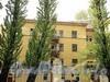 Малодетскосельский пр., д. 29. Фасад здания. Фото май 2010 г.