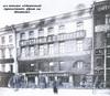 Невский пр., д. 10. Фасад здания. Фото 1900-х гг. (из книги «Невский проспект. Дом за домом»)