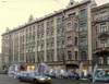 Средний пр., д. 35. Фасад здания. Фото февраль 2011 г.