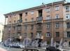 Нарвский пр., д. 8. Фасад здания. Фото март 2011 г.