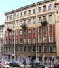 Нарвский пр., д. 12. Фасад здания. Фото март 2011 г.