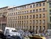 Нарвский пр., д. 14. Фасад здания. Фото март 2011 г.