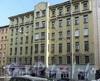Нарвский пр., д. 16. Фасад здания. Фото март 2011 г.