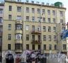 Нарвский пр., д. 24 (правая часть). Фасад по Нарвскому проспекту. Фото март 2011 г.