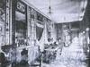 Невский пр., д. 17. Дворец Строгановых. Арабесковый кабинет. Фото 1913 г. (из книги «Невский проспект. Дом за домом»)