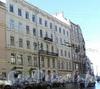 Невский пр., д. 97. Фасад здания. Фото март 2011 г.