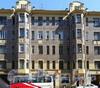 Старо-Петергофский пр., д. 52. Фрагмент фасада. Фото июнь 2011 г.