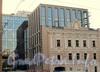 Лиговский пр., д.13-15. Вид здания после восстановления. Фото июнь 2011 г.