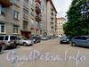 Проспект Стачек, д. 90. Вид со двора. Фото 2011 г.