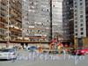Дунайский пр., д. 23. Детская площадка во дворе жилого дома. Фото сентябрь 2011 г.