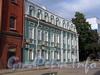 Мал. Сампсониевский пр., д. 3 А. Фасад здания. Фото сентябрь 2011 г.
