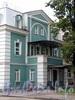 Мал. Сампсониевский пр., д. 3 А. Вид с торца здания. Фото сентябрь 2011 г.