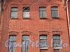 Мал. Сампсониевский пр., д. 5. Дата постройки на фасаде здания. Фото сентябрь 2011 г.