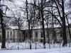 Аптекарский пр., д. 16. Дом физкультуры. Вид с улицы Академика Павлова. Фото январь 2006 г.