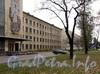Пр. Добролюбова, д. 14. Здания РНЦ «Прикладная химия». Лицевые корпуса. Фото октябрь 2011 г.
