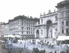 Римско-католический собор Святой Екатерины с жилыми домами. Фото начала 1900-х гг. (из книги «Невский проспект. Дом за домом»)