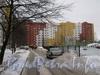 Вид на дом от его крыла по Ленинскому пр. Фото 2010 г.