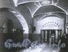 Невский пр., д. 44. Здание Сибирского торгового банка. Вестибюль. Фото 1910 г. (из книги «Невский проспект. Дом за домом»)