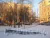 Двор домов 158 (правая часть) (слева), 160 (впереди) и 172. Фото январь 2012 г.