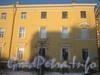 Пр. Стачек, дом 158 (правое крыло). Фасад со стороны пруда. Фото январь 2012 г.