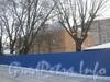 Пр. Ветеранов, дом 141, корп.  3. Вид со стороны 2-ой Комсомольской ул. Фото февраль 2012 г.
