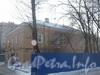 Пр. Ветеранов, дом 141, корп.  3. Вид с Добрушской ул. Фото февраль 2012 г.