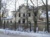 Пр. Ветеранов, дом 141, корп.  2. Фасад дома со стороны Добрушской ул. Фото февраль 2012 г.