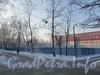 Костромской пр., д. 10. Участок после демонтажа построек. Вид от Кольской улицы. Фото февраль 2012 г.