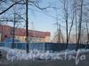 Костромской пр., д. 10. Участок после демонтажа построек. Фото февраль 2012 г.